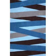 Evolution Blue Blanche Rug