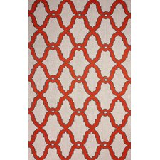 Heritage Red Juliet Area Rug