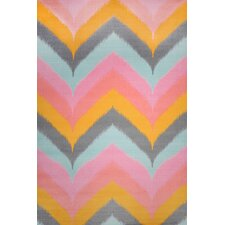 Remade Overdyed Pink Roderick Rug