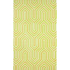 Heritage Light Green Demi Rug