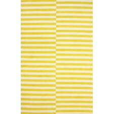 San Miguel Lemon/Ivory Scully Area Rug