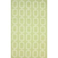 Santa Fe Light Green ilili Rug