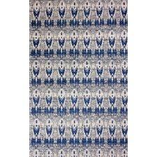 Filigree Blue Kelac Area Rug