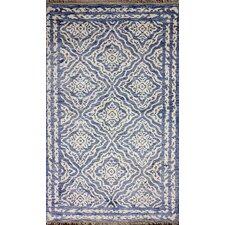 Filigree Blue Sutai Area Rug