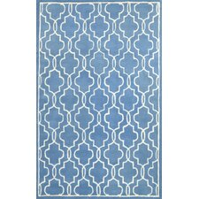 Venice Light Blue Strodar Rug