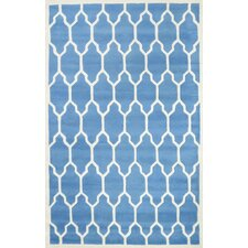 Venice Light Blue Vesod Rug