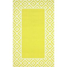 Heritage Alice Lemon Area Rug