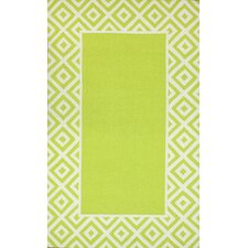 Heritage Green Alice Rug