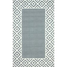 Heritage Grey Alice Rug