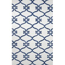 Gradient Navy Envas Area Rug