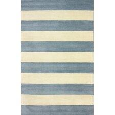San Miguel Dusk Blue/Ivory Sylvester Area Rug
