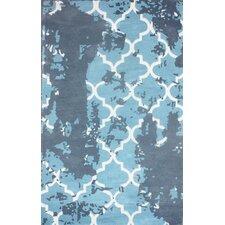 Filigree Turquoise Antika Area Rug