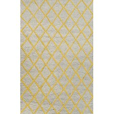 Europe Yellow Thiest Area Rug