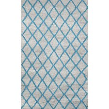 Europe Blue Thiest Area Rug