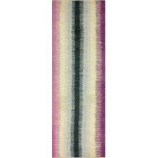 Ombre Purple Leonida Area Rug