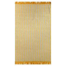 Chindi Yellow Kellore Area Rug