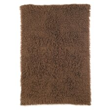 <strong>nuLOOM</strong> Flokati Chocolate Kids Rug
