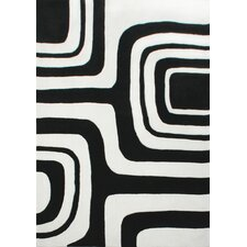Cine Maze Marshmallow Rug