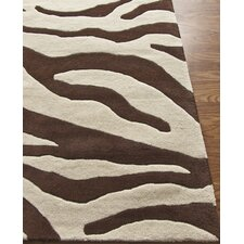 <strong>nuLOOM</strong> Earth Safari Brown Rug
