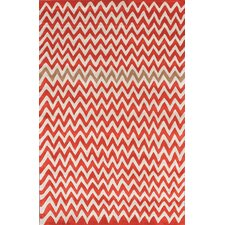 Bella Chevron Daredevil Rug
