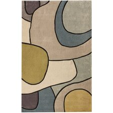 Cine  Swoop Multi Area Rug