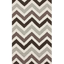 Chelsea Chevron Earth Rug