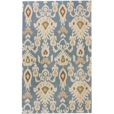 <strong>nuLOOM</strong> Marbella Faded Antique Light Blue Rug