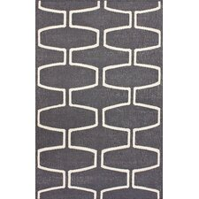 Moderna Grey La Bella Area Rug