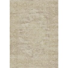 Flux Shag Natural Kyoto Rug