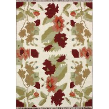 <strong>nuLOOM</strong> Texture Natural Flowers Rug