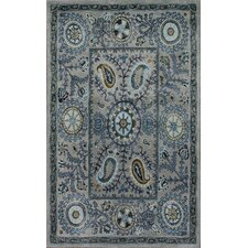 Meridian Light Blue Katya Rug