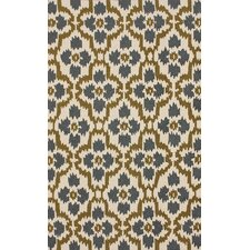 Pop Army Green Sonia Rug