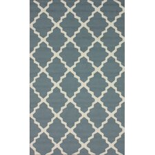<strong>nuLOOM</strong> Homestead Light Blue Lannah Trellis Rug