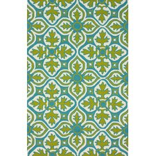 <strong>nuLOOM</strong> Homestead Lime Farida Rug
