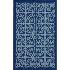 Homestead Dark Blue Celine Area Rug