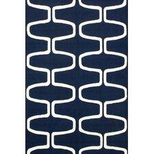 Trellis Navy Rug