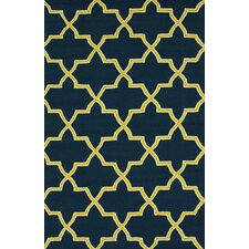 Trellis Yellow Rug