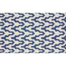 Trellis Blue Rhonda Rug