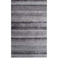 Cine Grey Multi Striped Area Rug