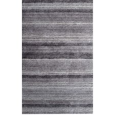 <strong>nuLOOM</strong> Cine Grey Multi Striped Rug
