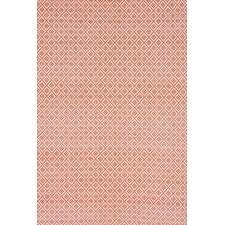Bivouac Orange Darian Area Rug