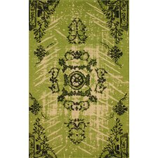 Natural Lime Kolor Rug