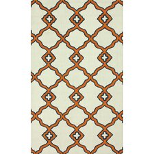 <strong>nuLOOM</strong> Trellis Orange Naara Rug