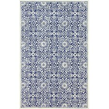 Fancy Royal Blue Tania Rug