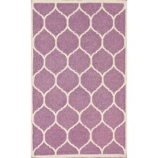 Flatweave Lavender Arbor Rug