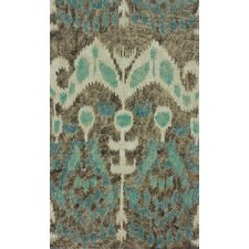 Natura Antiqued Ikat Rug
