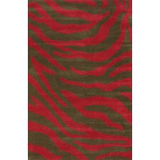 <strong>nuLOOM</strong> Earth Red Madagascar Rug