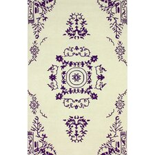 Gradient Purple Philip Rug