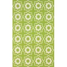 Serendipity Green Super Bold Area Rug