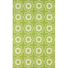 Serendipity Green Super Bold Rug